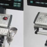 Echo-Son / SPINEL ultrasound scanner/ alphanumeric keyboard