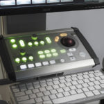 Echo-Son / SPINEL ultrasound scanner / functional keyboard