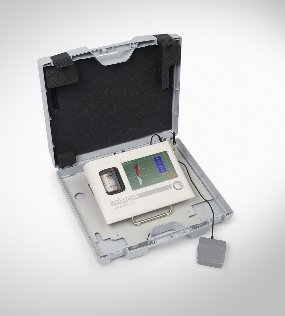 PIROP – Biometria tkanek miękkich – ECHO-SON S A