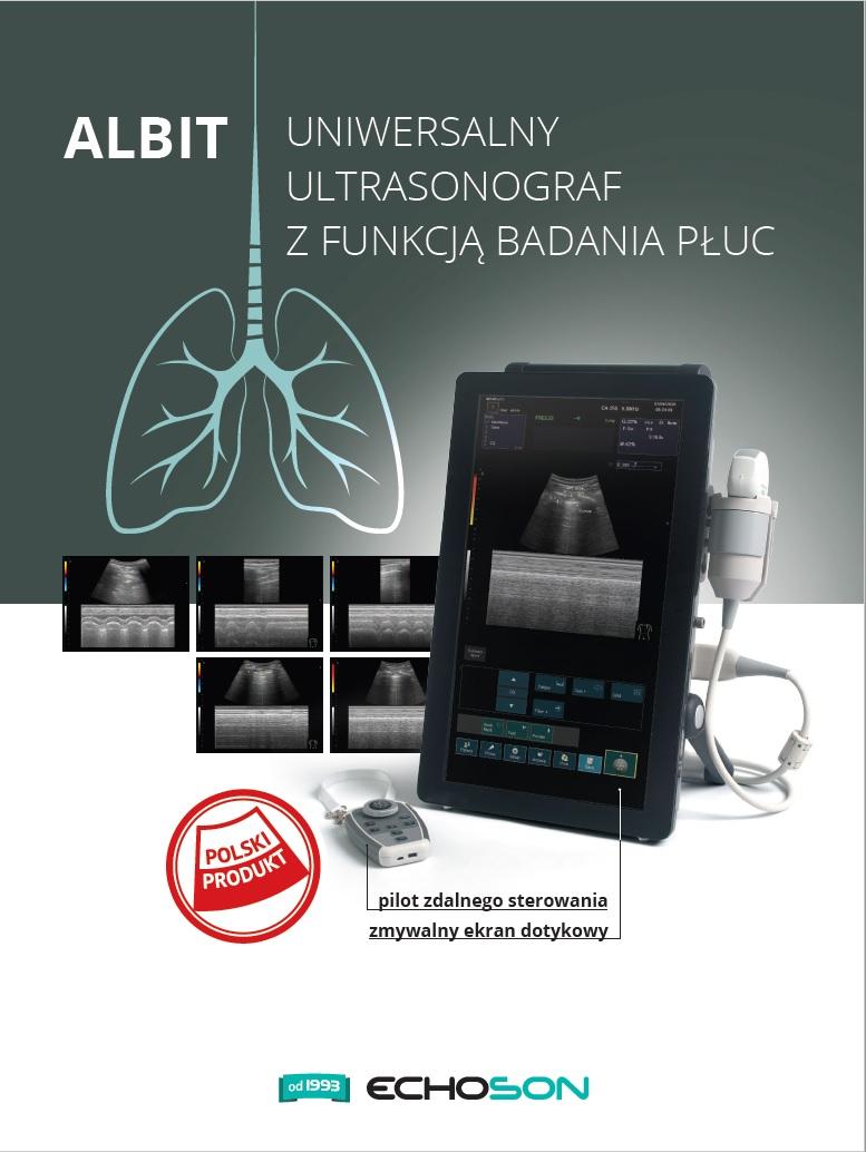 Albit - Płuca